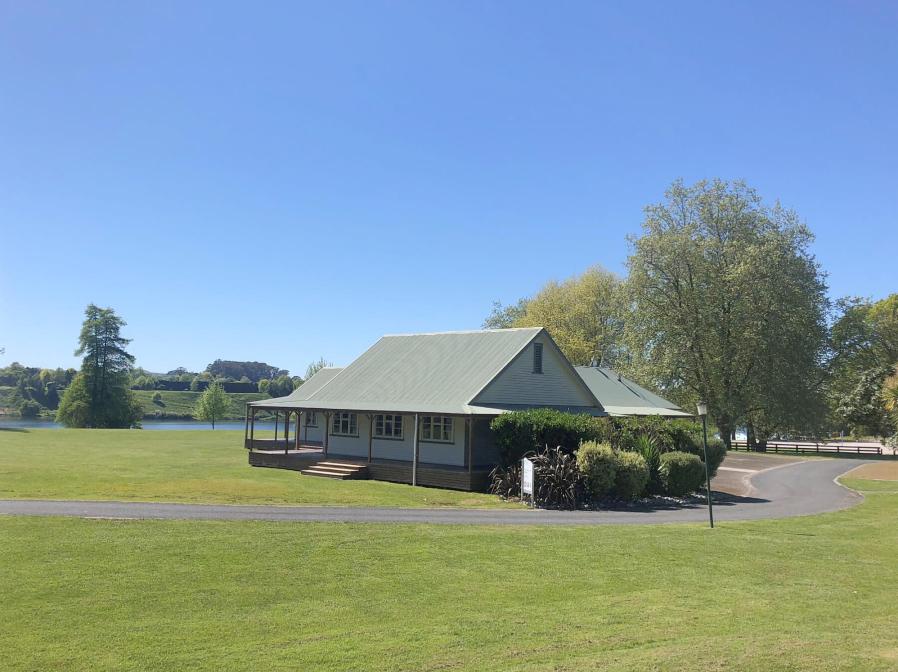 Lake Karapiro Mighty River Domain Cambridge New Zealand