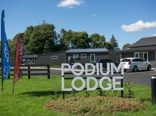 Podium Lodge