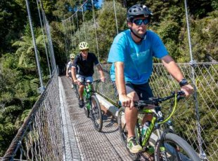 Waikato River Trail Guided Tour