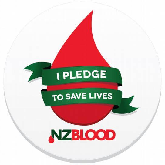 NZ Blood Donations
