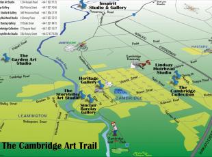 The Cambridge Art Trail