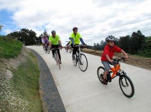 骑行剑桥 Te Awa River Ride Cycle