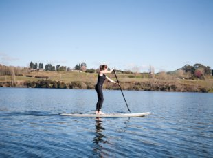 The Boatshed Kayaks-Stand Up Paddle Board Experience