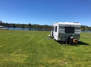 Lake Karapiro Mighty River Domain
