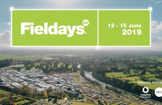 National Agricultural Fieldays 2019