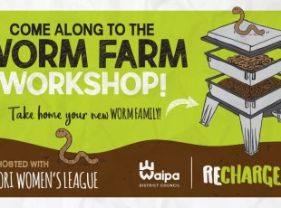 Learn How to Worm Farm Workshop