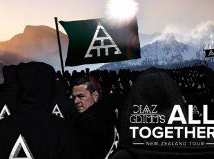Diaz Grimm Altogether NZ Tour