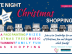 Late Night Shopping & Christmas Tree Competition