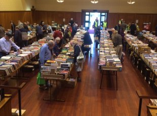 Cambridge Rotary Club-Book-a-rama
