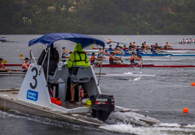 NZ National Rowing Championships