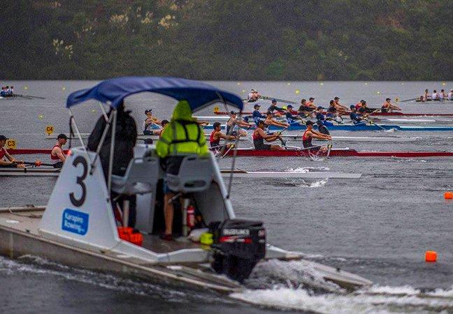 Rowing New Zealand Winter Series