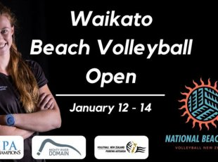 New Zealand Beach Volleyball Tournament