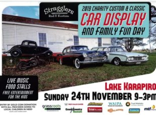 2019 Charity Custom & Classic Car Display and Family Fun Day