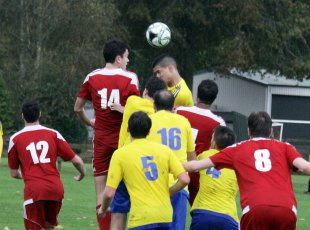 Cambridge vs Takapuna AFC Football