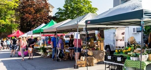 Cambridge Farmer's Market