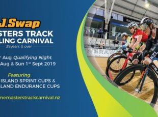 J Swap Masters Track Cycling Carnival