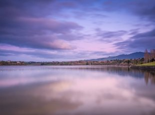Lake Karapiro Lake Lowering