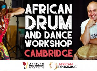 African Drum and Dance Workshop
