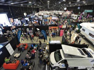 Motorhome, Caravan & Leisure Show