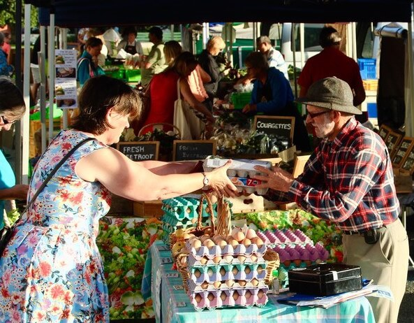 Cambridge Farmer's Market POSTPONED UNTIL FURTHER NOTICE on 30 May
