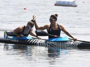 NZCT  Canoe Sprint Championships