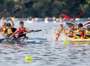 NZCT New Zealand And Oceania Canoe Sprint Championships