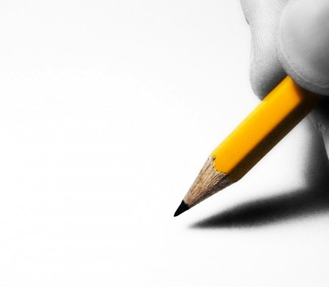 Nature in Pencil