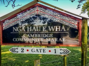 Community Marae Christmas Lunch