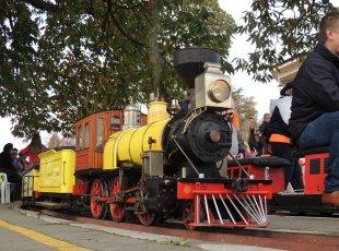 Miniature Trains on 9 December