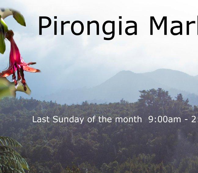 Pirongia Market