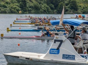 2019 AON New Zealand Junior Rowing Regatta