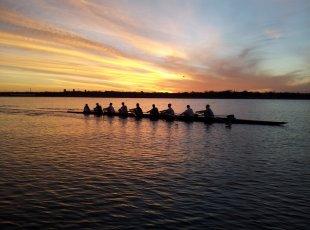 Waikato Rowing Association'd Long Distance Winter Series