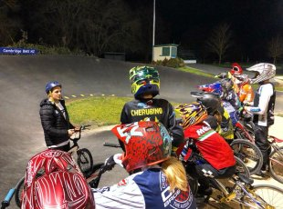 Cambridge BMX Super Class Racing