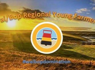 Alumni reunion, Wai/BOP Young Farmers event