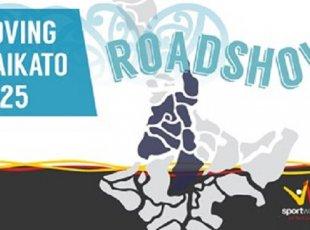 Moving Waikato 2025 Roadshow – Cambridge