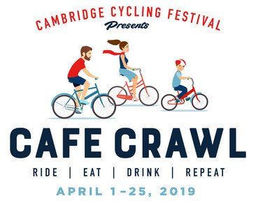 Cambridge Cycling Festival – Cafe Crawl