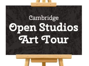Cambridge Open Studios Art Tour – Cancelled