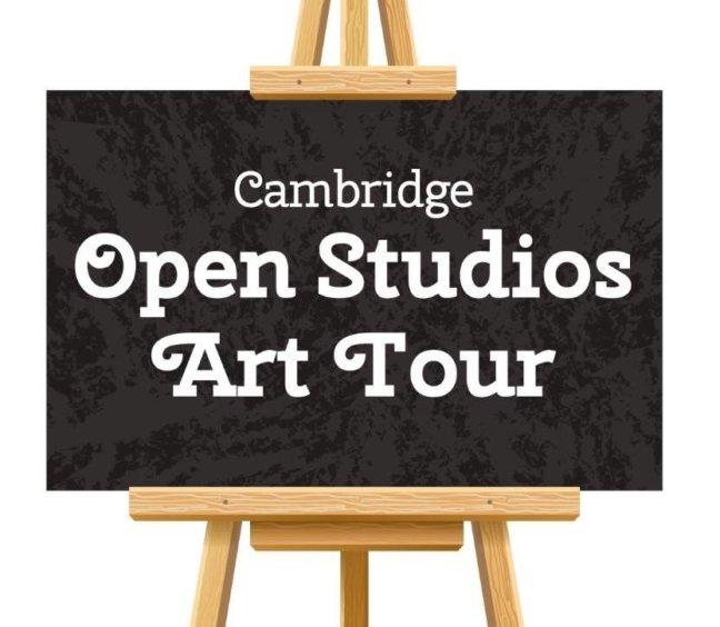 Cambridge Open Studios Art Tour – Cancelled