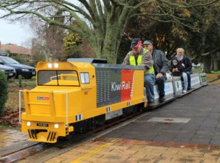 Miniature Trains – Cambridge Model Engineering Club on 9 February