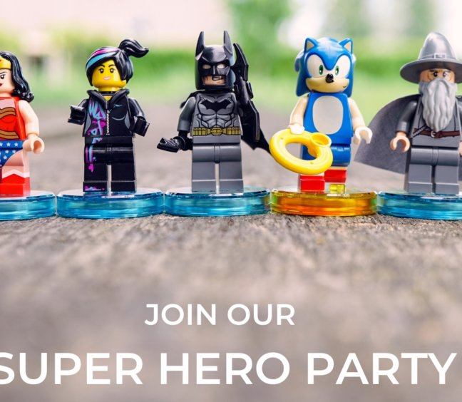 Zero Waste Hero Party