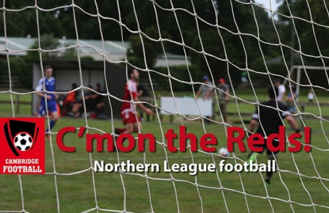 Cambridge V Manurewa AFC (Northern League Football)