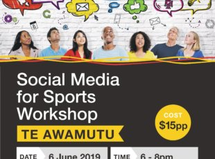 Social Media for Sports Workshop