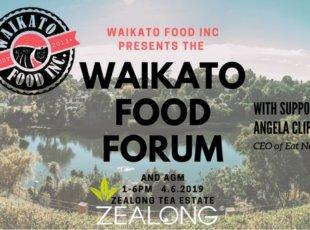 Waikato Food Forum