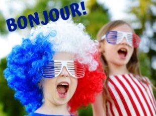 Bonjour Bastille Day Progressive Dinner and Kids Activities