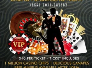 "CHS Rugby presents"" The Great Gatsby"" Casino Fundraiser"