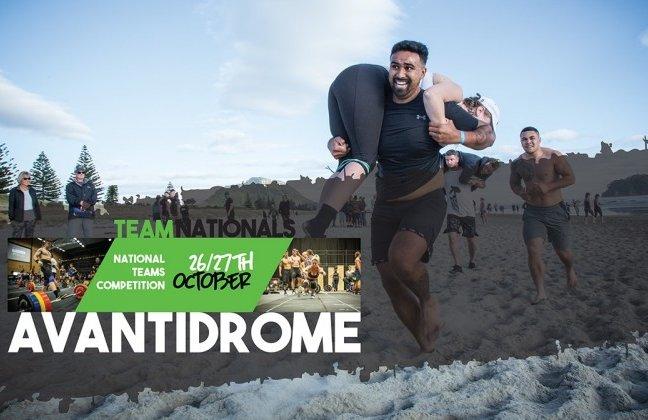 New Zealand CrossFit Team Nationals