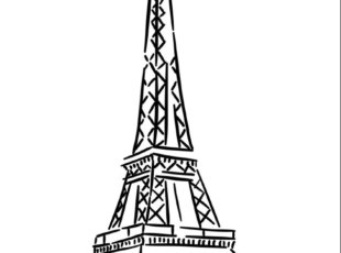 Bastille Day Colouring Competition