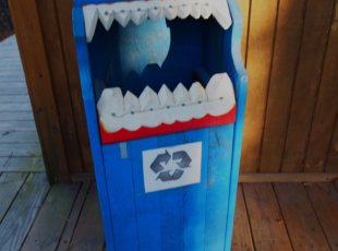 Get Creative Recycling Your Crate!