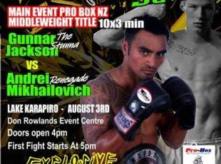 Iron Fist 7 The Grudge match