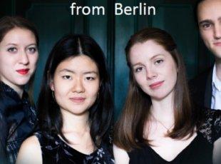 The Lazarus String Quartet